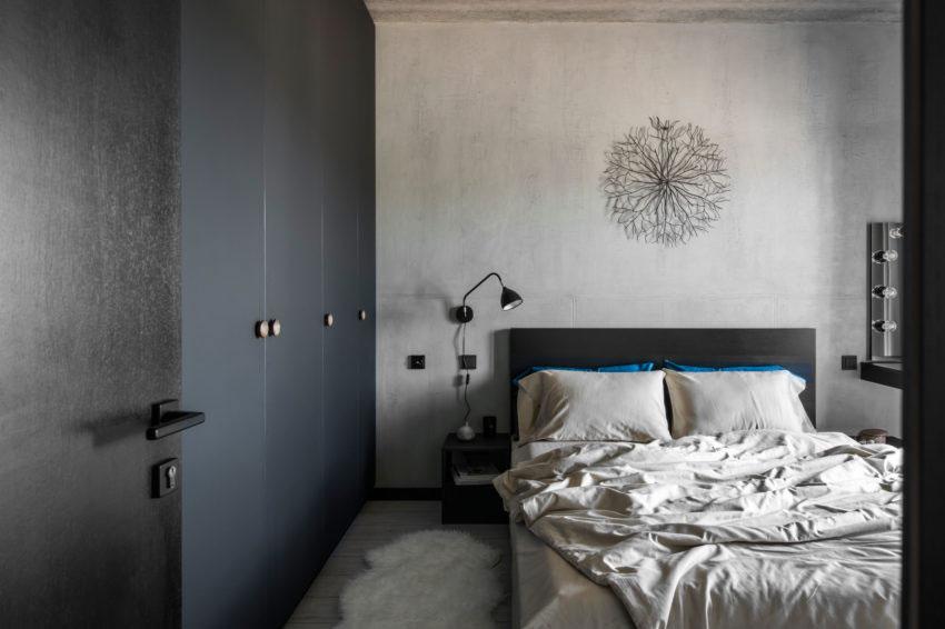 Slaapkamer Inspiratie Industrieel : Zolder slaapkamer van le masion matelot inrichting huis