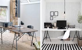 Ikea Tafelblad Met Schragen.Tafel Op Schragen Interieur Inrichting