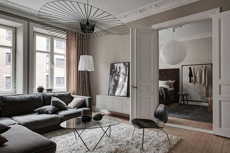 Taupe Interieur Interieur Inrichting