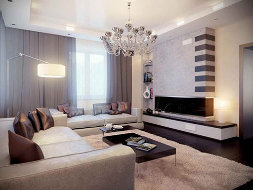 Taupe interieur