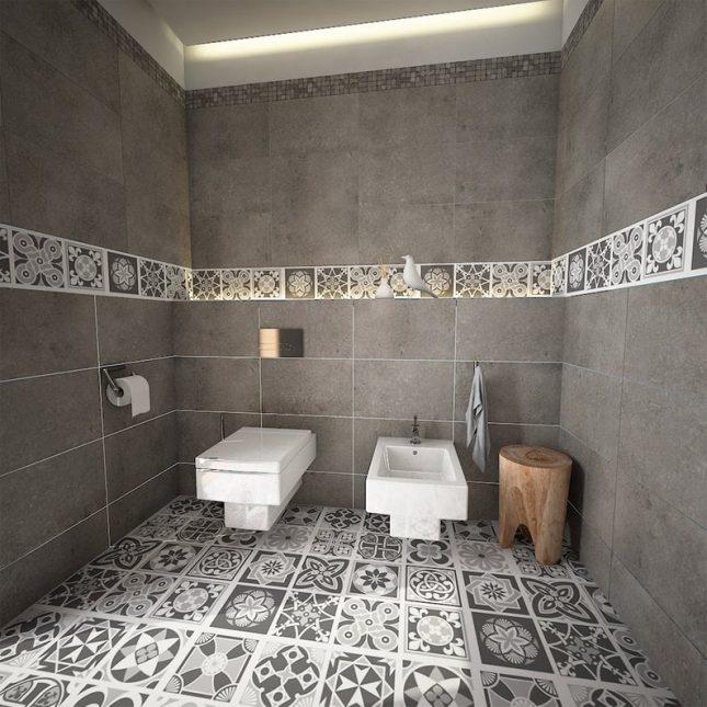 tegelstickers toilet