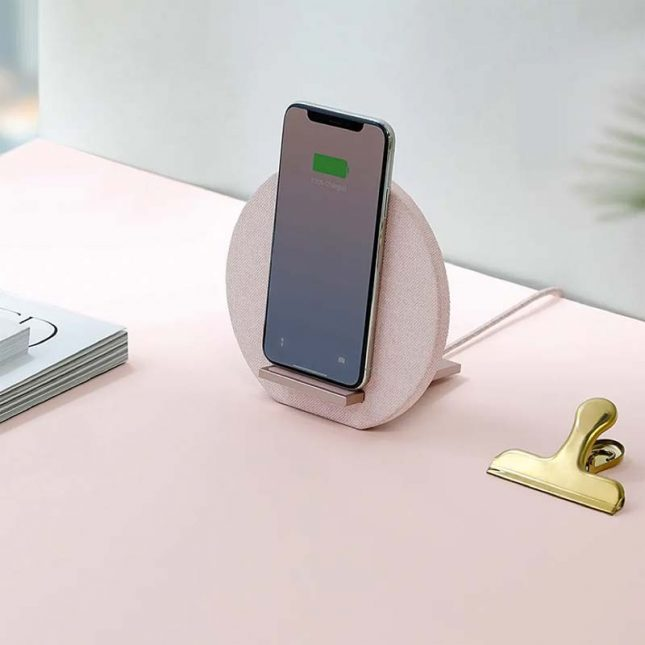 thuiskantoor draadloze telefoonlader