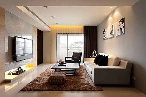 Woonkamers Inrichten: grey living room interior design ideas. Tips ...