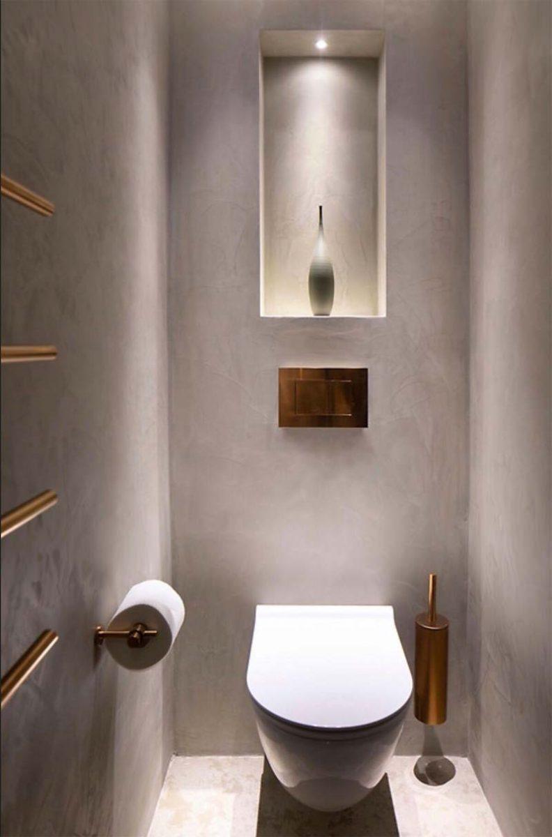 toilet inspiratie betonstuc