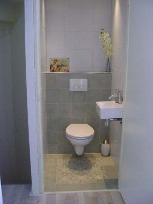 Marokkaanse tegels in toilet interieur inrichting - Wc decoratie ideeen ...