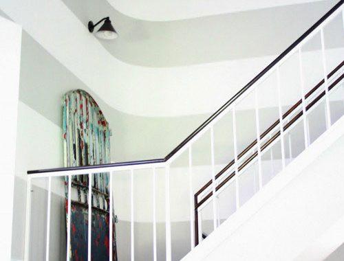 Trap renovatie van Liz