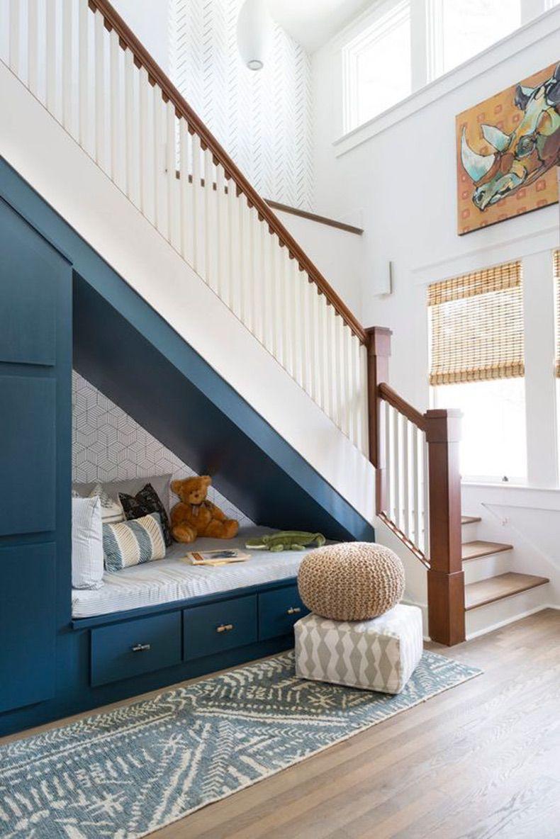 trapkast loungehoek