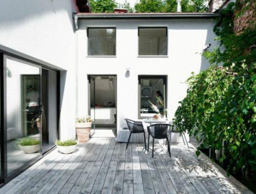 Tuin inspiratie uit van ontwerper Jacek