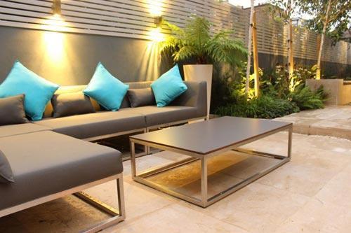 Tuin ontwerp van tuinarchitect Daniel Shae