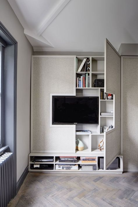 Tv Meubel Ophangen.Tv Ophangen Interieur Inrichting