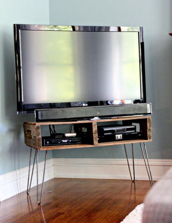 Landelijke Hoek Tv Kast.10x Tv In De Hoek Interieur Inrichting