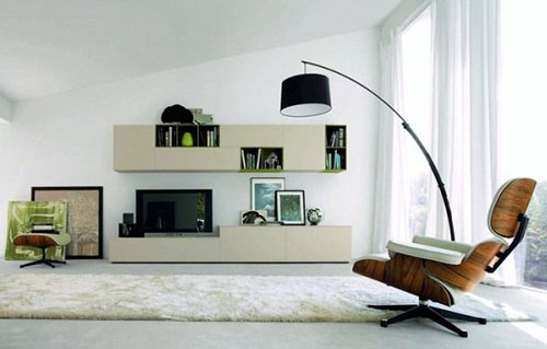 Woonkamer Tv Kast : Tv meubel in woonkamer interieur inrichting