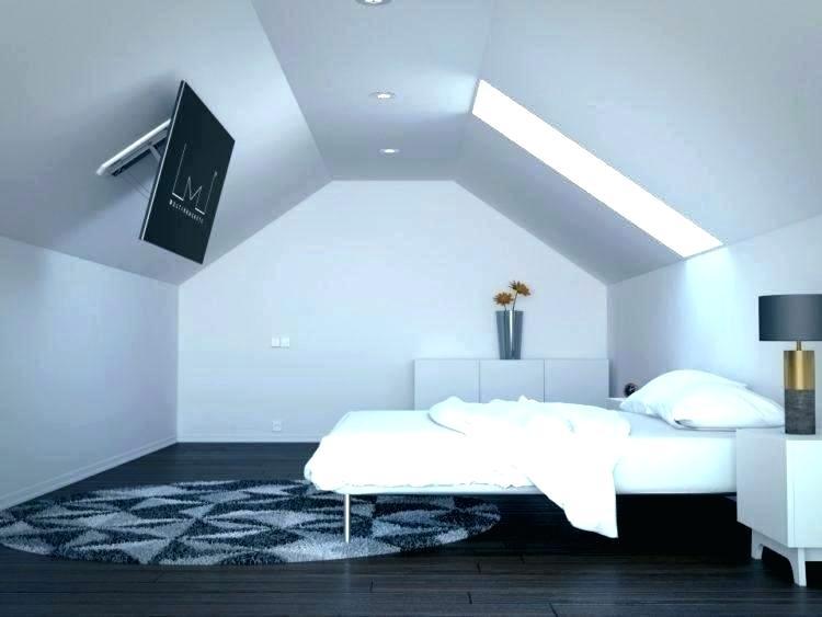 tv plafond slaapkamer