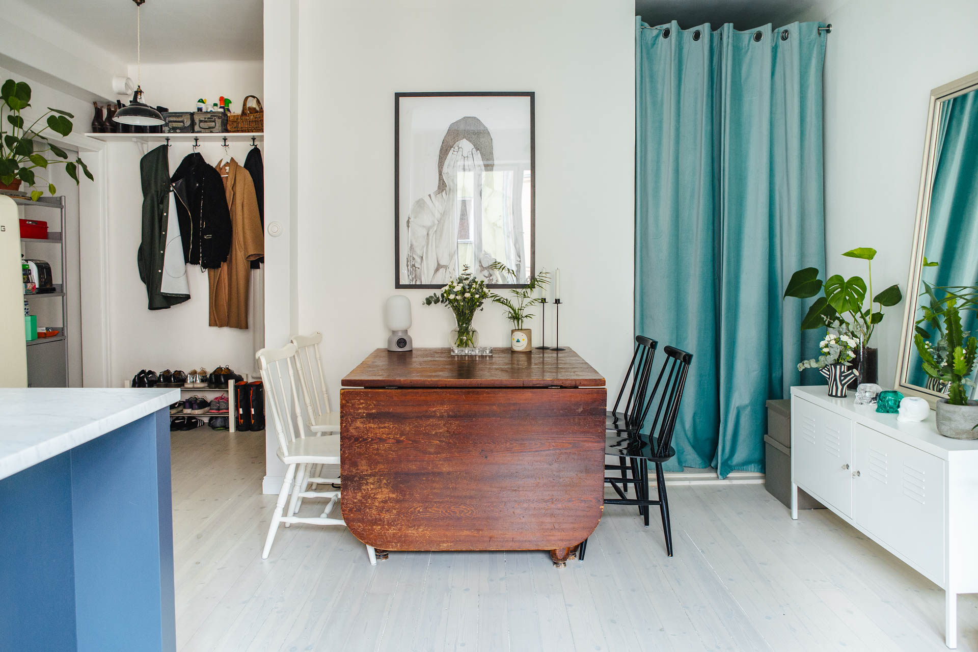 uitklapbare-eettafel-klein-appartement