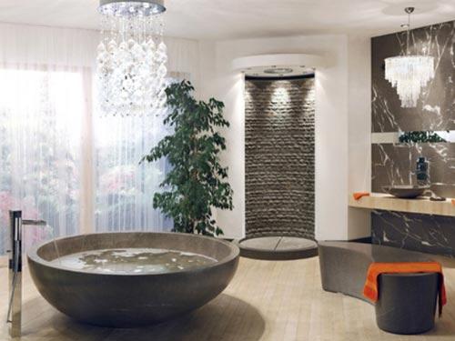 Badkamer Modern Landelijk : 5 unieke badkamer ontwerpen interieur inrichting