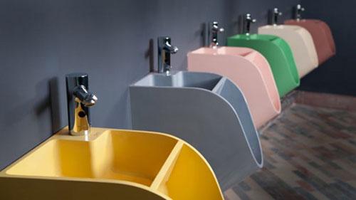 Soorten Glazen Bouwstenen : Glazen bouwstenen in badkamer interieur inrichting