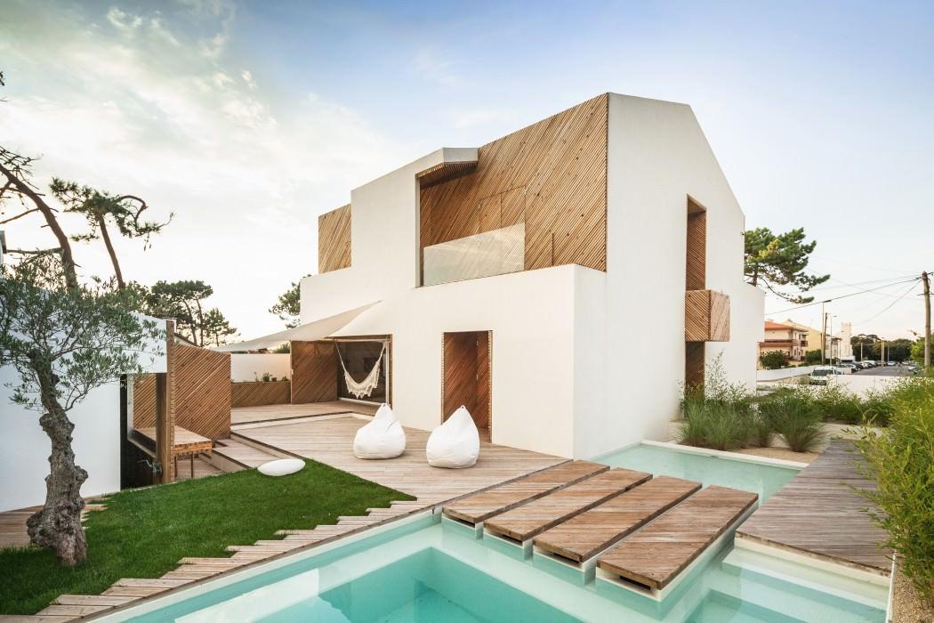 Kleurijke Marokkaanse Inrichting : Portugal Beach Houses Modern
