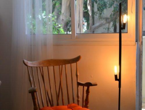 Van oude IKEA lamp tot stoere vintage lamp
