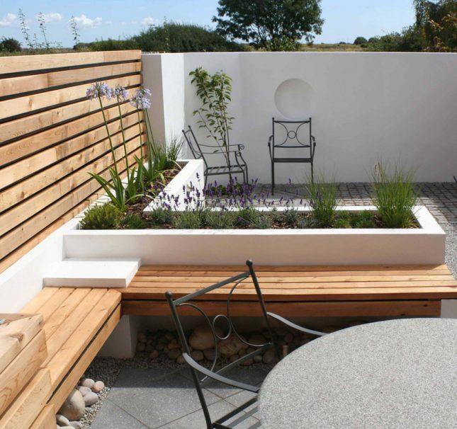 Van vervallen tuin tot luxe moderne tuin interieur inrichting - Tuin idee ...