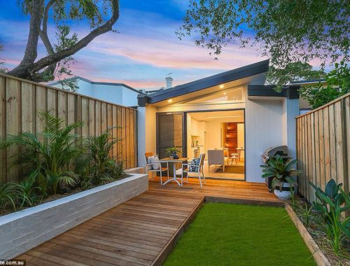Van vervallen tuin tot moderne onderhoudsvriendelijke tuin