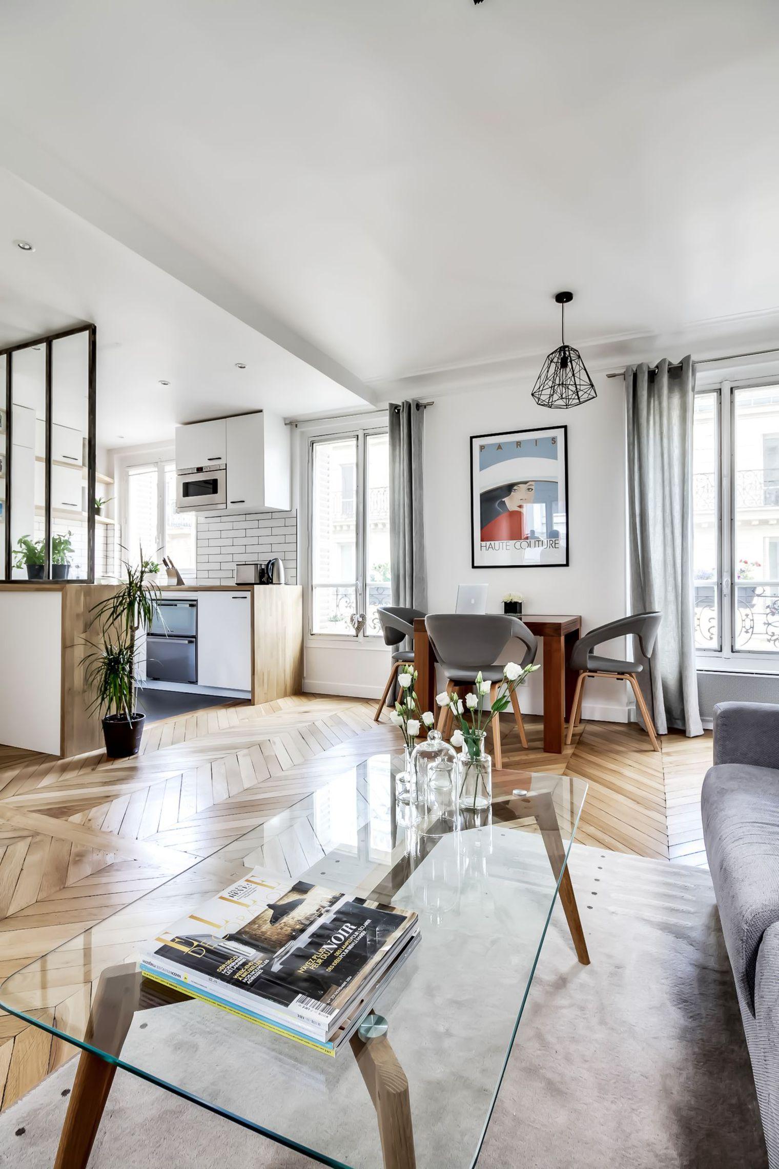 verbouwing met budget van �35000 van klein appartement
