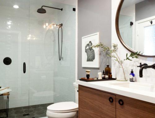 Verbouwing van een Vintage badkamer