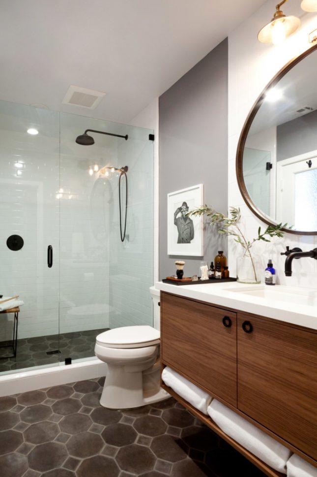 Verbouwing van een Vintage badkamer   Interieur inrichting