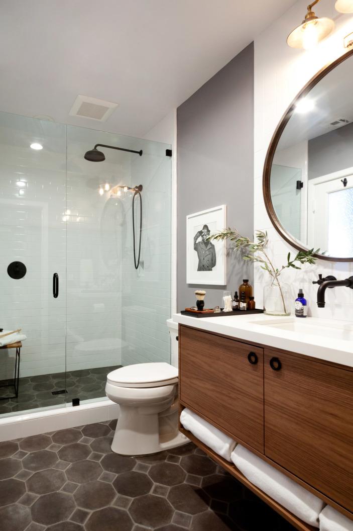 Badkamer Laten Betegelen ~ Verbouwing van een Vintage badkamer  Interieur inrichting