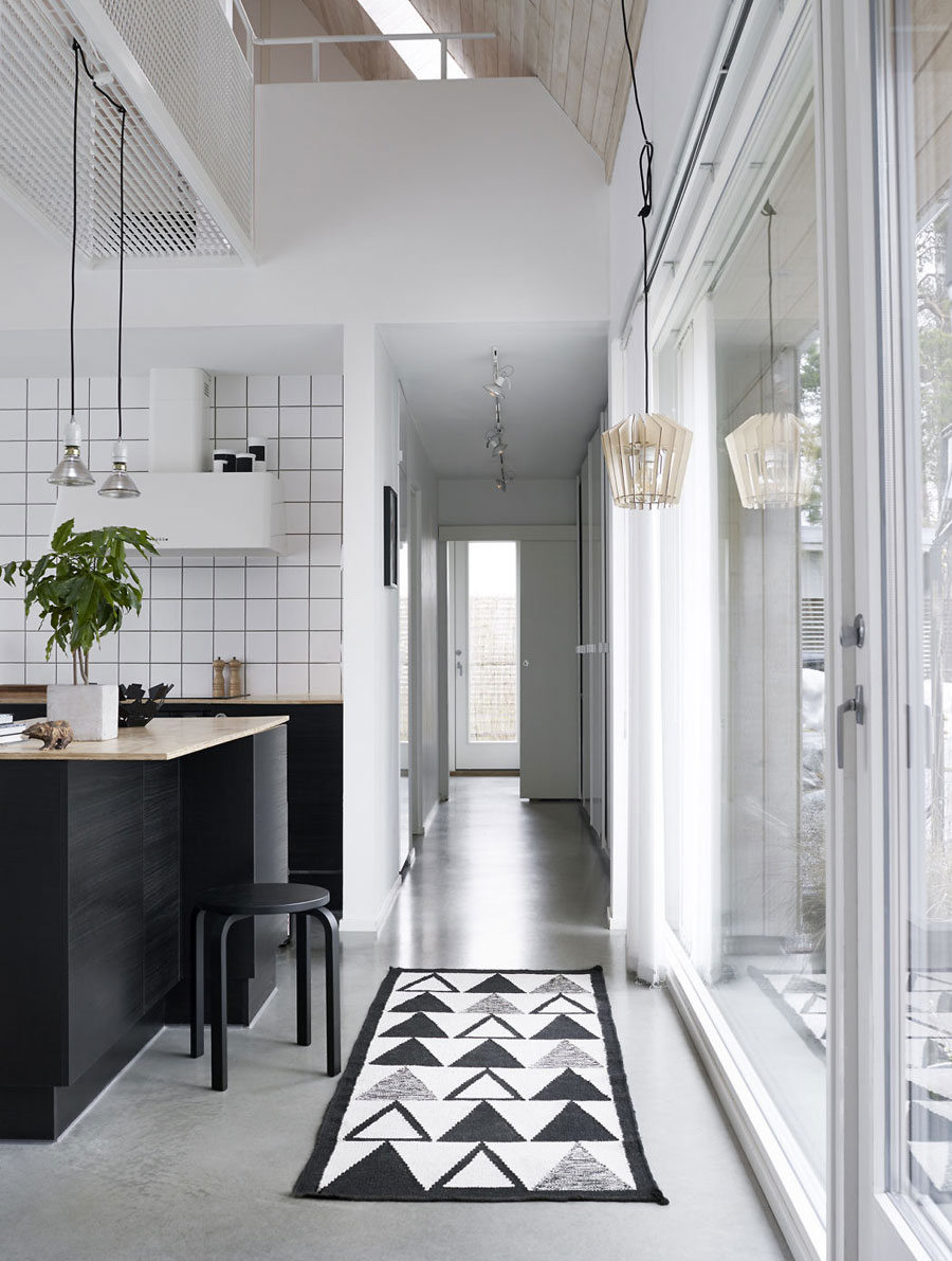 Villa Björnberget - een moderne woonboerderij in Stockholm