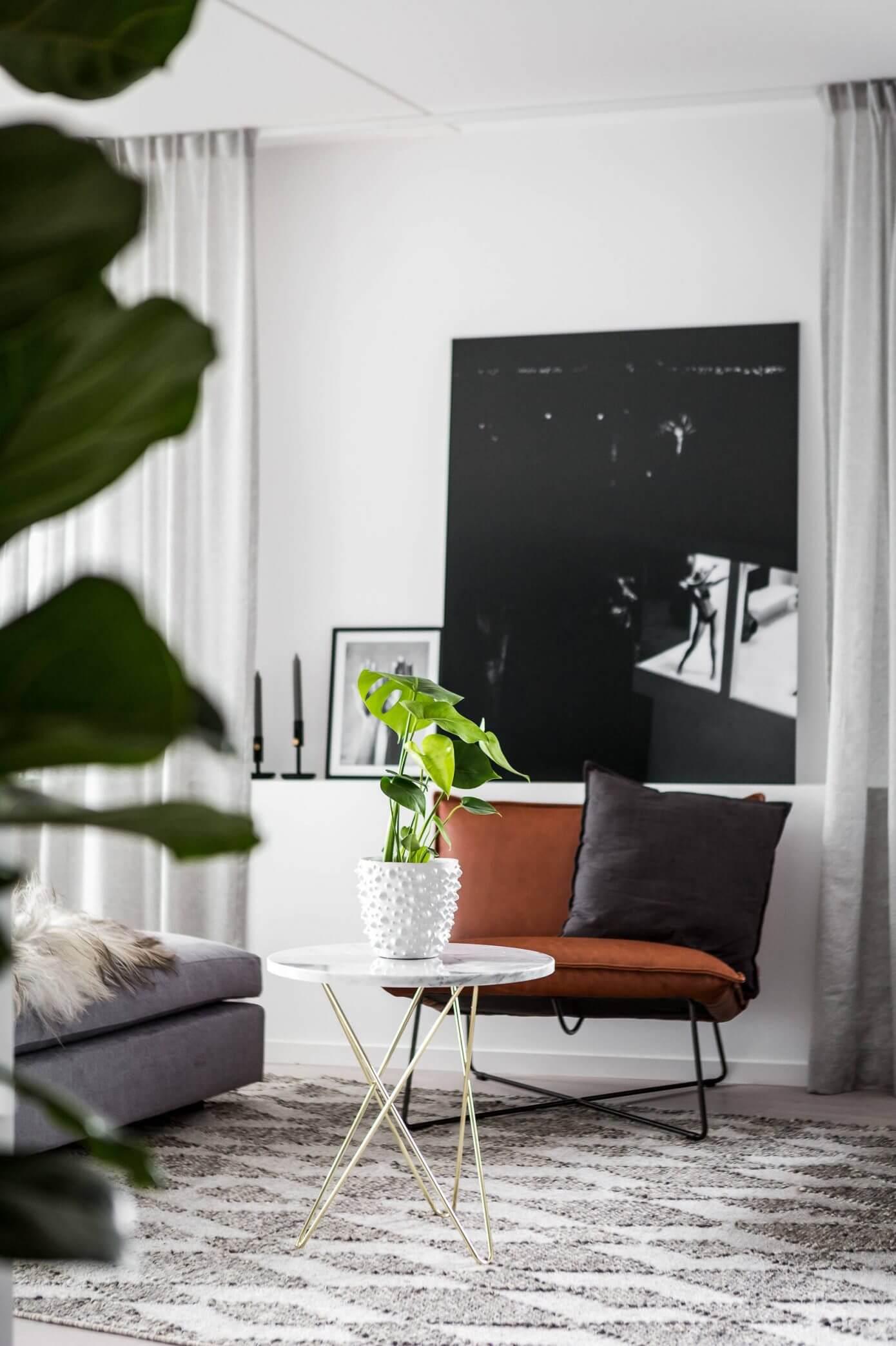 vintage-bruine-leren-fauteuil