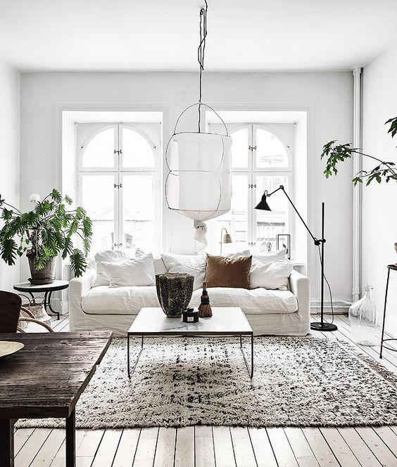 Vintage vloerkleden zijn hot interieur inrichting for Vintage minimalist interior design