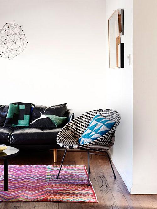 Inrichting Woonkamer Bank ~ Beste inspiratie interieur design en ...