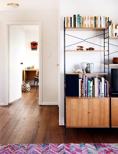 Vintage woonkamer van suzy shane interieur inrichting for Vintage woonkamer