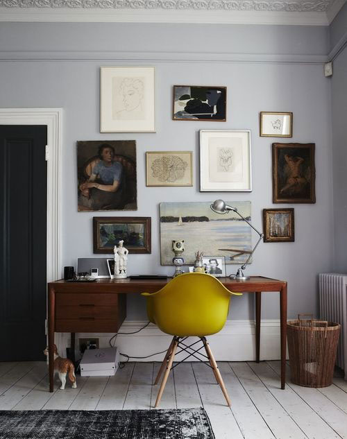 Vitra Eames DAW stoelen