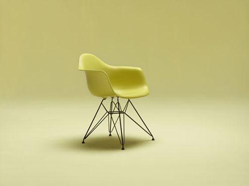 Vitra Eames stoel