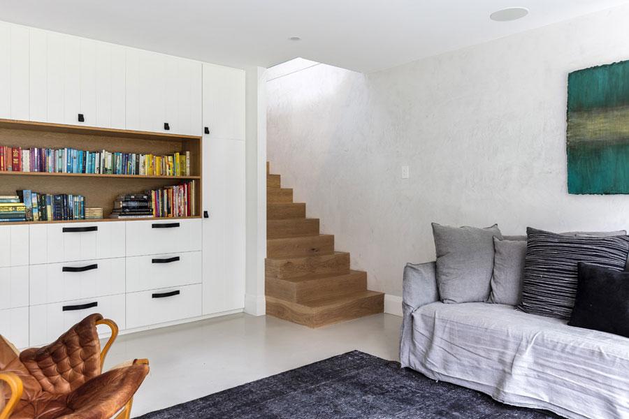 Voor een tweede woonkamer ziet deze woonkamer er wel geweldig mooi uit!
