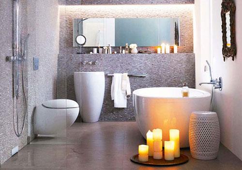 Voorbeelden Van Badkamers : Voorbeelden badkamers interieur inrichting