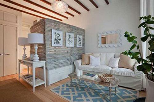 Woonkamer inrichten met roomdevider | Interieur inrichting