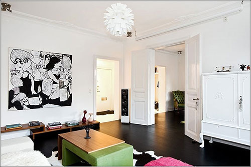 Woonkamer Wanddecoratie : Wanddecoratie woonkamer Interieur inrichting