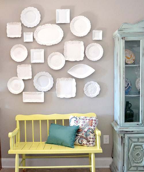 Wanddecoratie woonkamer