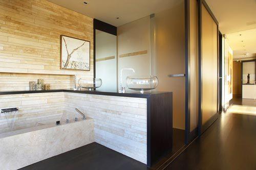 Warme interieur inrichting door Host architecten
