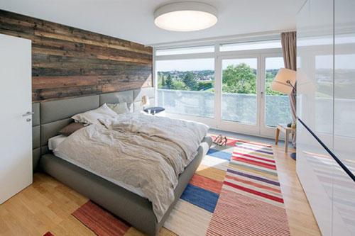 Warme interieur inrichting penthouse door Beef Architect
