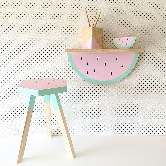 watermeloen-krukje-kinderkamer