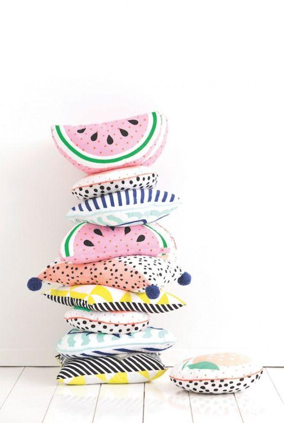 watermeloen-kussens-kinderkamer