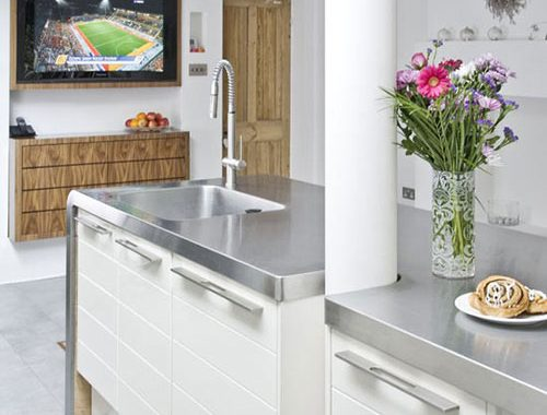Werkbladen keuken
