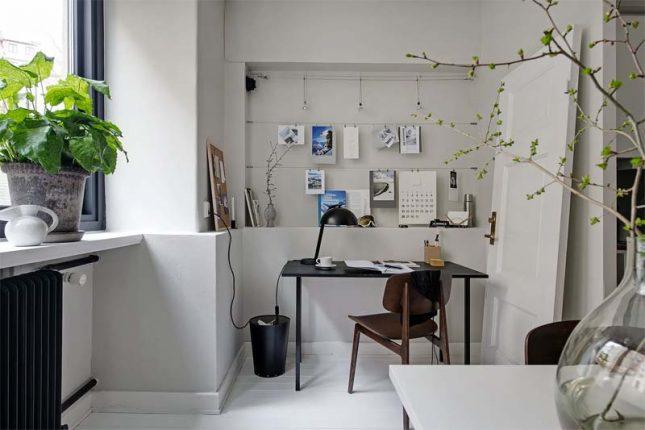 werkplek inrichten tips bureau opruimen
