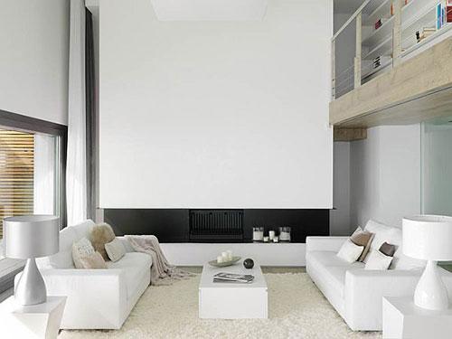 Wit interieur | Interieur inrichting