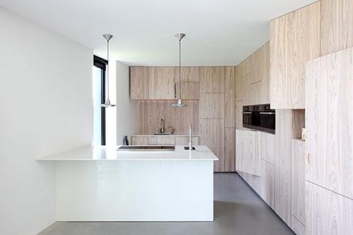 Keuken Strak Landelijk : Witte keukenInterieur inrichting Interieur inrichting