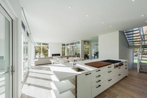 ... keuken wit met houten keuken witte keuken witte keuken met hout