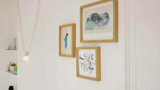 Kleurrijke Witte Woonkamer : Kleurrijke witte woonkamer van annouchka interieur inrichting